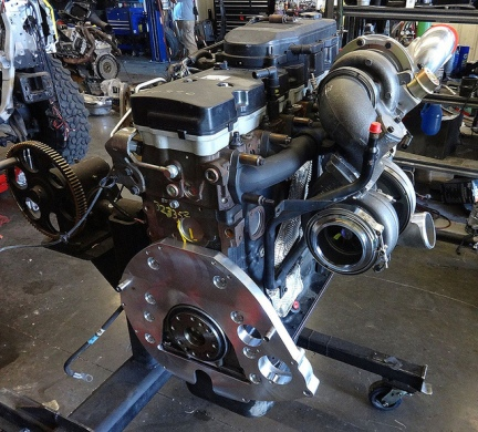 Nitro Gear & Axle 2004 Ford F450 4x4 Motorhome | Expedition