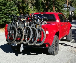 Nitro Gear Tundra Ultimate shuttle truck #ultimateshuttelrig
